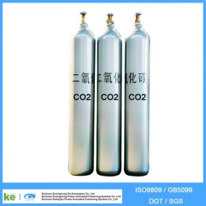 2016 40L Seamless Steel Oxygen Gas Cylinder ISO9809/GB5099 pictures & photos