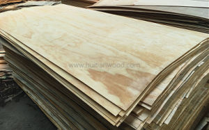 4.0X1220X2440mm Rotary Cut Natural Radiata Pine Veneer pictures & photos