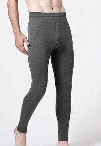 Organic Bamboo Men′s Basic Fit Long Pants pictures & photos