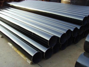 Low Temperature 34mm Seamless Steel Round Pipe Tube pictures & photos