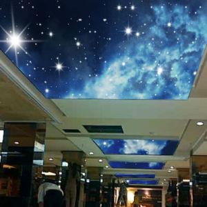 Custom Design Super Popular Modern Stretch Ceiling Film for Decoration pictures & photos