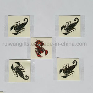 Promotional Gifts Temporary Tattoo, Custom Tattoo Sticker pictures & photos
