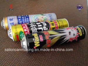 Empty Aerosol Cans for Insect Killing Repellent (600ml) pictures & photos