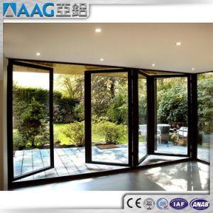 Aluminium Single Leaf Interior Casement Door Glass Hinged Doors pictures & photos