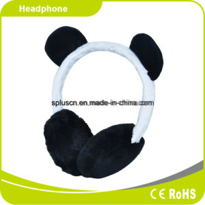 Wool Cloth Super Bass Headphone for Girls pictures & photos