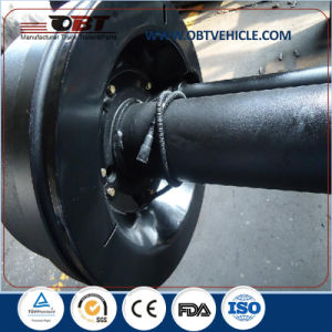German Type Trailer Truck Lift Axle pictures & photos