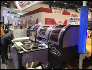 Digital Pigment White Ink Direct Printing Machine for Cotton Fabric pictures & photos