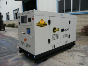 Denyo Type Diesel Generating Set 20kVA with Canopy pictures & photos