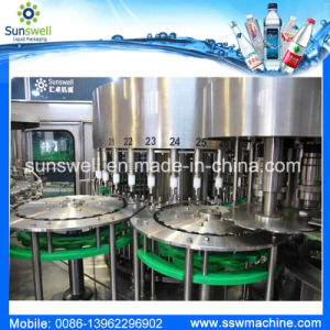 Bottle Packed Plastic Water Machinery pictures & photos