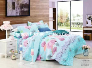 Comforter Set 100% Cotton China Textile Full Size pictures & photos