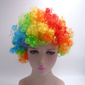 2017 High Quality Popular Colorful Wig pictures & photos