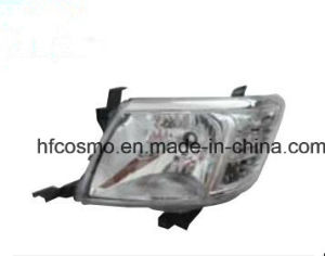 Pick up Car Accessories Head/Tail/Fog Lamp, Front Bumper & Grille for Toyota Hilux