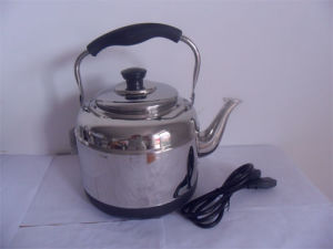 Low Price Stainless Steel Electric Water Kettle pictures & photos