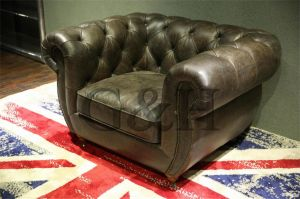 Special Classical Leather Sofa pictures & photos
