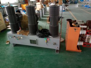 Zw32-12kv Hv Vacuum Circuit Breaker with Controller /CT/Zct/Disconnector pictures & photos
