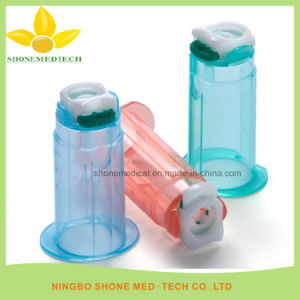 Medical Vacuum Blood Collection Needle Holder pictures & photos