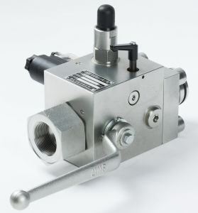 Hydraulic High Pressure Carbon Steel Safety Control Valve pictures & photos