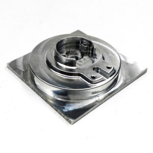 Aluminum Machined Parts From High Speed Milling and Cutting pictures & photos