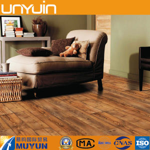 W-5 Wooden Oakpvc Floor Tile, PVC Vinyl Tile, PVC Floor Covering pictures & photos