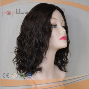 Dark Color Top Selling Human Hair Wig on Sell pictures & photos