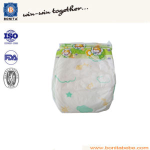 Anti Leak Baby Disposable Diaper with Low Price