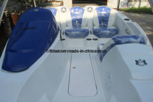 Blue Sofa Leisure Yacht with Ce Approved pictures & photos