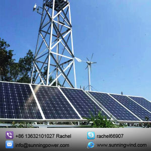 Wind Solar Hybrid Power System (MAX 1200W) pictures & photos
