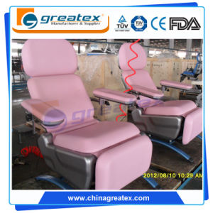 Ce FDA Blood Collection Table Donation Dialysis Chair pictures & photos