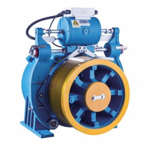 Gearless Traction Machine Double Wrap Series pictures & photos