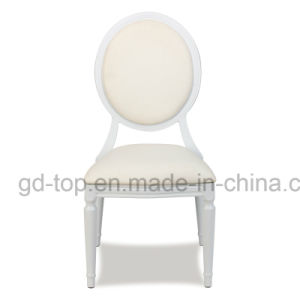 Banquet Tiffany Classic Stackable Gold Louis Wedding Chair pictures & photos