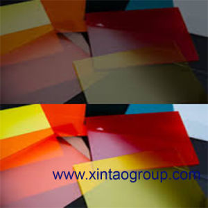 Perspex/Color Acrylic/Plexigalss Plate for LED Lamp pictures & photos