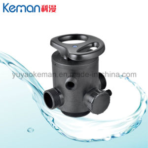 10 Tons Manual Softener Valve of Downflow Type for Industrial pictures & photos