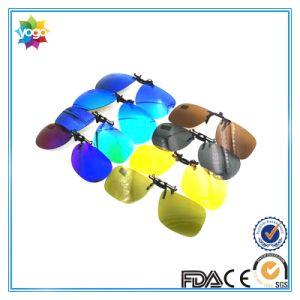 Fashion Polarized Sunglasses Clip on Sunglasses for Colorful Choice