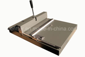 SM-460B 460mm A2 size multi-function Manual creasing machine pictures & photos