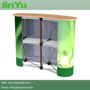 Lightweight Promotional Portable Pop up Counter pictures & photos