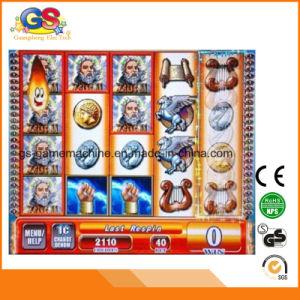 Gambling Zeus Casino Video Popular Slot Machine Games Board pictures & photos