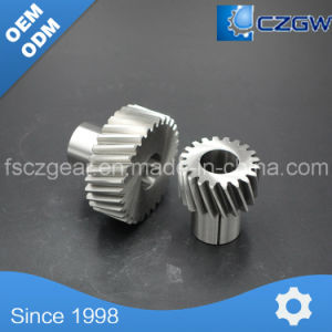 High Precision Customized Transmission Gear Helical Gear for Robotic Arm pictures & photos