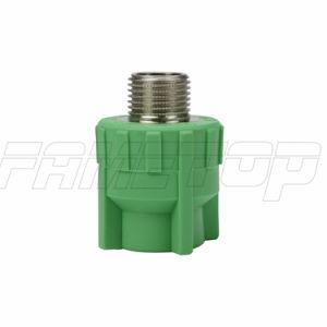 PPR Fitting Under German 8077/8078 Standard (Equal Socket) pictures & photos