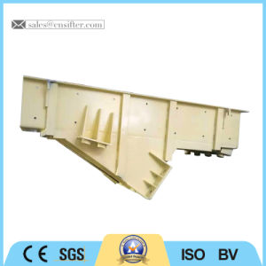Steel Conveying Powder Vibrating Grizzly Feeder pictures & photos