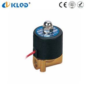 AC110V Brass BSPT Thread Solenoid Valve 2W025-08 pictures & photos