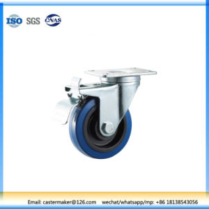 Institutional Ball Bearing Rubber Casters pictures & photos