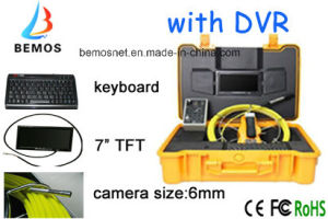 Sewer Pipe Inspection Camera with Smaller Size Camera 6 mm pictures & photos