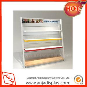 Wooden Garment Display Rack pictures & photos