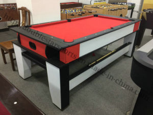 Pool Table and Air Hockey Table Two in One Billiard Table Billiard pictures & photos
