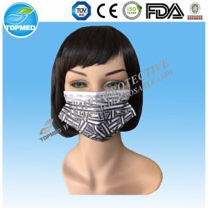Hot Sale Disposable 3ply Nonwoven Face Mask From Topmed pictures & photos