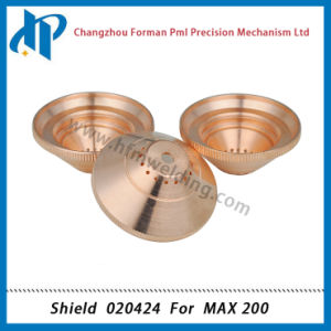 Shield 020424 for Max 200 Plasma Cutting Torch Consumables 200A pictures & photos
