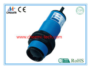 M30 Cylindrical Type Photoelectric Switch Sensor Diffuse Reflection PNP No/Nc pictures & photos
