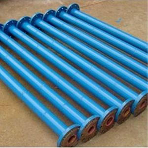 Steel Pipe Lined Ceramic with Flange pictures & photos