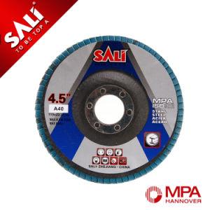 4′′ Zirconia Abrasive Mini Flap Disc for Polishing Metal pictures & photos