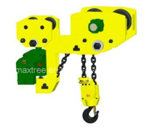 Large Capacity Pneumatic Air Hoist for Lifting Material Handling Equipment pictures & photos